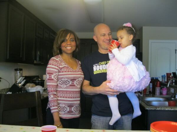 Corporal Michael Middlebrook & Family